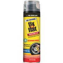 Fix-A-Flat Tire Puncture Sealer and Inflator