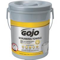 GOJO Scrubbing Hand Cleaner Wipe