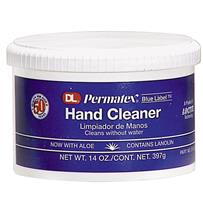 Permatex Blue Label Hand Cleaner