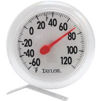 "6"" Dial Outdoor Wall Thermometer"