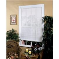 Vinyl Roll-Up Window Blinds