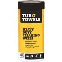 TubOTowels Cleaning Wipes