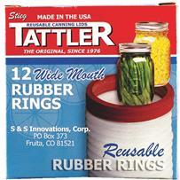Tattler Rubber Canning Jar Ring