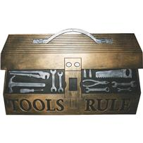 Robert Allen Home & Garden Tool Box Door Mat