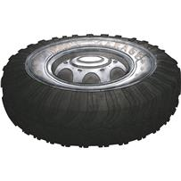 Robert Allen Home & Garden Dad's Tire Door Mat