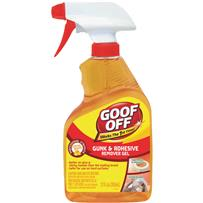 Goof Off Adhesive Remover Gel