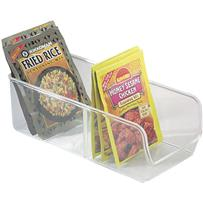 Linus Clear Pack Place Storage Tray