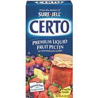 Sure-Jell Certo Liquid Fruit Pectin