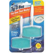 Ty-D-Bol Gel Automatic Toilet Bowl Cleaner
