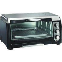 Hamilton Beach 6-Slice Stainless Steel Toaster Oven