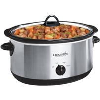 Crock-Pot 7 Quart Manual Slow Cooker