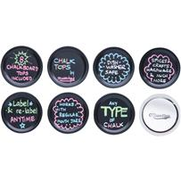 Masontops Chalk Top Canning Jar Lids