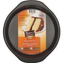 """Baker's Secret 9"""" Round Cake Pan"""