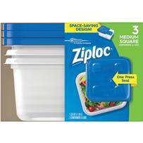 Ziploc Square Food Storage Container
