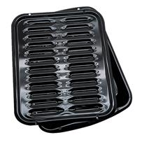 Broiler And Bake Broiler Pan