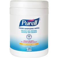 Purell Textured Hand Sanitizer Wipes