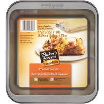 Baker's Secret Square Cake Pan