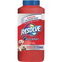 Resolve Pet Expert Powder Carpet Cleaner