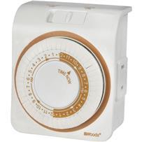 Woods Indoor 24-Hour Mechanical Timer
