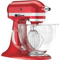 KitchenAid Artisan Series Stand Mixer With Glass Bowl