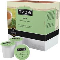 Keurig Tazo Hot Tea K-Cup Pack
