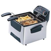 Presto ProFry Dual Basket Electric Deep Fryer