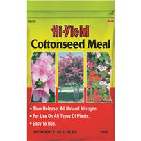 Hi-Yield Cottonseed Meal Dry Plant Food