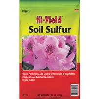 Hi-Yield Soil Sulfur Dry Plant Food