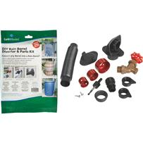 Earth Minded DIY Rain Barrel Diverter Kit