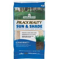Jonathan Green Black Beauty Sun & Shade Grass Seed Mixture