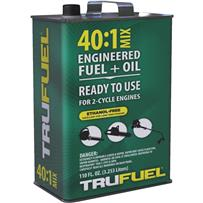 TruFuel Ethanol-Free Small Engine Fuel & Oil Pre-Mix