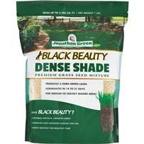 Jonathan Green Black Beauty Dense Shade Grass Seed Mixture