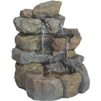 Best Garden Landscape Rock Fountain