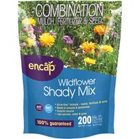 Encap All-In-One Shady Wildflower Seed Mix