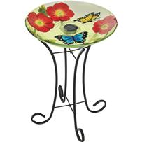 Best Garden Butterfly Solar Bird Bath