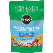 Miracle-Gro All-In-One Wildflower Seed Mix