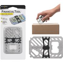 Nite Ize Financial Tool 7-In-1 Multi-Tool