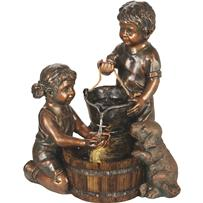 Best Garden Kids & Pail Fountain