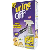 Urine Off Find It Treat It Odor & Pet Stain Remover Kit