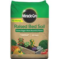 Miracle-Gro Raised Bed Garden Soil