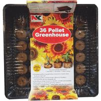 NK 36 Cell Professional Greenhouse Seed Starter Kit