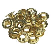 Lord & Hodge Brass Grommet Refills