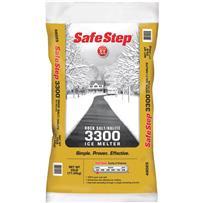 Safe Step 3300 Rock Salt/Halite Ice Melt