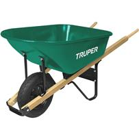 Truper Homeowner Steel Wheelbarrow