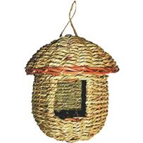 Gardman Acorn Woven Rope Roosting Pocket Bird House