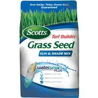 Scotts Turf Builder Sun & Shade Grass Seed