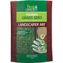 Best Garden Premium Landscaper Grass Seed
