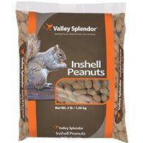 Valley Splendor Inshell Peanuts Squirrel Food