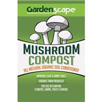 Gardenscape Mushroom Compost