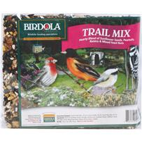 Birdola Trail Mix Wild Bird Seed Cake